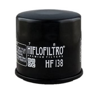 HiFlo -öljynsuodatin, HF138