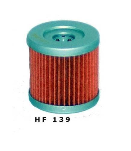 HiFlo -öljynsuodatin, HF139