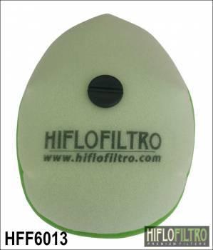 HiFlo -ilmansuodatin, Husaberg 09-11