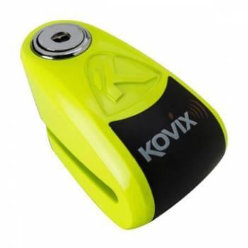 Kovix -levyjarrulukko, KAZ10, keltainen