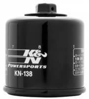 K&N -öljynsuodatin, KN138