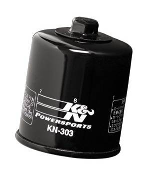 K&N -öljynsuodatin, KN303