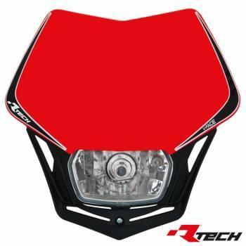 Racetech V-Face -valomaski, punainen