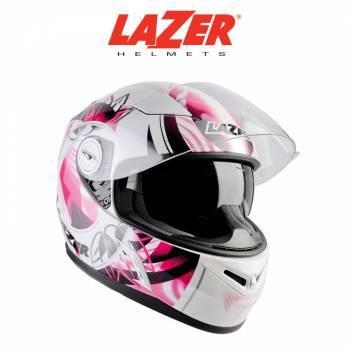 Lazer Bayamo -kypärä, Pretty Girl valkoinen