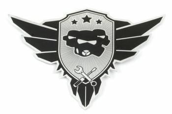 MXS -tarra, Mad Heads vaakuna