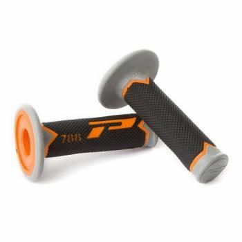 ProGrip 788 -kahvakumit, musta/oranssi/harmaa
