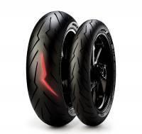 Pirelli Diablo Rosso 3 Rear 240/45ZR17 (82w)