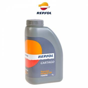 Repsol Cartago Traccion, 75W-90, 1L