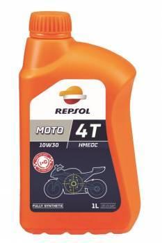 Repsol Moto Racing HMEOC, 4T-öljy 10W-30, 1L