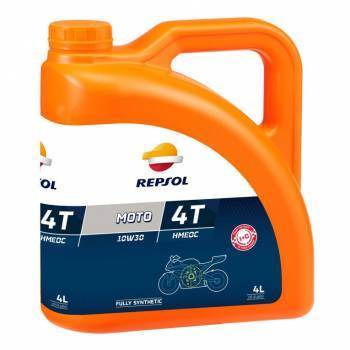 Repsol Moto Racing HMEOC, 4T-öljy 10W-30, 4L