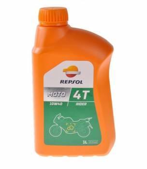 Repsol Moto Rider, 4T-öljy 10W-40, 1L