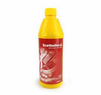 Scottoiler -ketjuöljy, punainen 0.50L (20-40C)