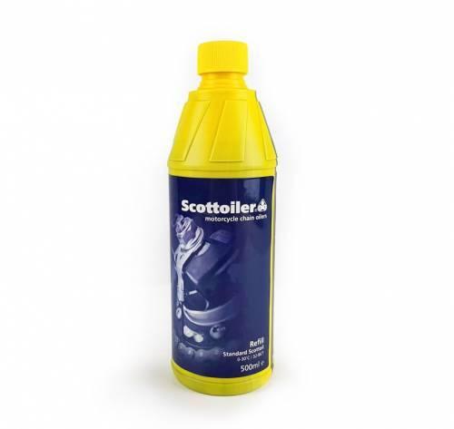 Scottoiler -ketjuöljy, sininen 0.50L (0-30C)