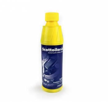Scottoiler -ketjuöljy, sininen 0.25L (0-30C)
