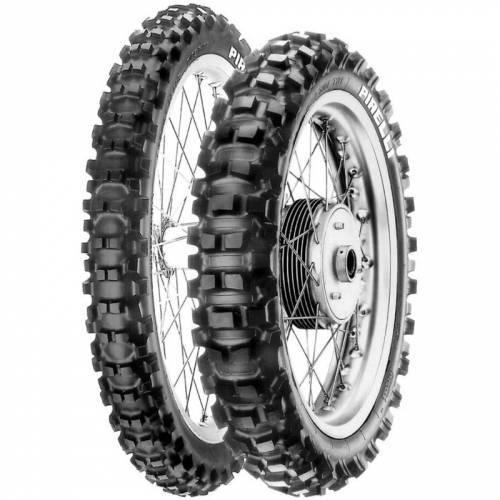 Pirelli Scorpion XC Mid Hard Rear 140/80-18 (70m) M+S TT