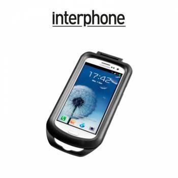 Interphone -teline+laukku tankokiinnityksellä, Samsung Galaxy S3