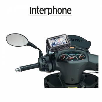 Interphone -kiinnikesarja, runkoon, yleismalli