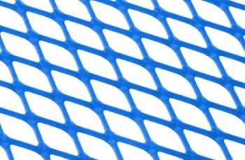 STR8 -maskiverkko, 300x300mm, sininen (11x6mm)