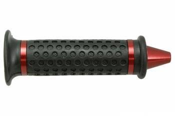 STR8 Cone -kahvakumit, musta/punainen
