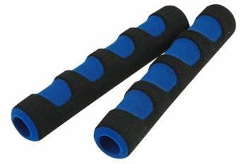 STR8 -pehmikepari vivuille, musta/sininen