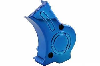 STR8 -öljypumpun suoja, Derbi Senda -05, sininen