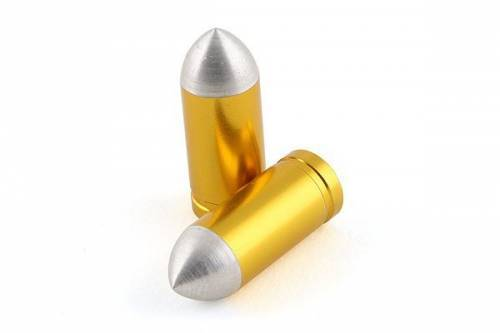 STR8 -venttiilinhattupari, Bullet, kulta