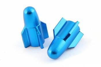 STR8 -venttiilinhattupari, Rocket, sininen