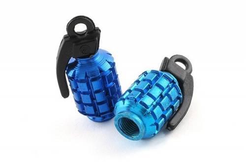 STR8 -venttiilinhattupari, Grenade, sininen