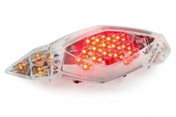 STR8 -takalyhty vilkuilla, Speedfight 3/4, kirkas LED