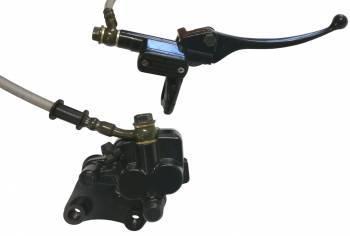 Jarrujärjestelmä, täydellinen, Fude minicrossi 110/150, etu
