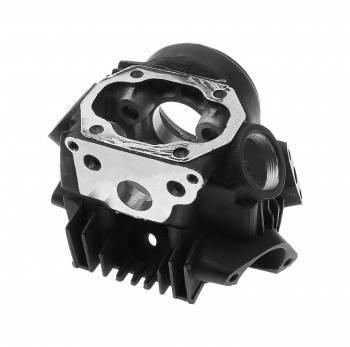 Sylinterin kansi 50cc, Titan F18, ilman venttiileitä