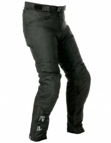 IXS Tromsö -ajohousut, musta