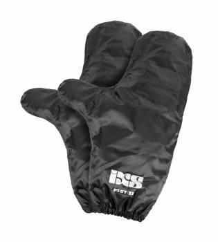 IXS Fist 2 -sadekäsineet, musta