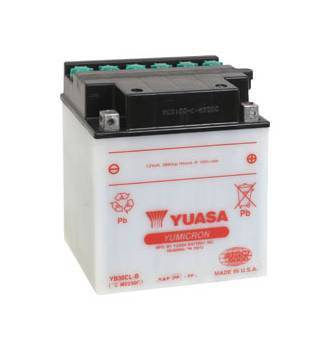Yuasa -akku, YB30CL-B