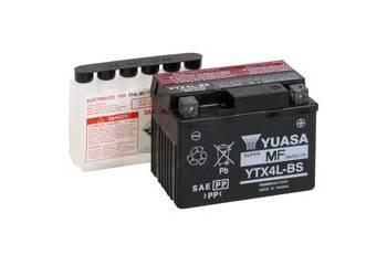 Yuasa -akku, YTX4L-BS