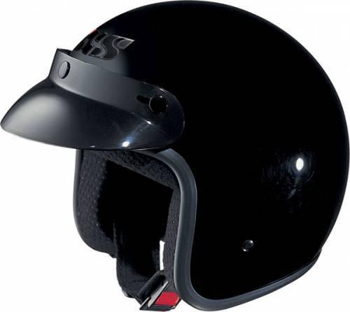 IXS HX104 -kypärä, musta