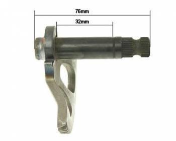 101_Octane -käynnistinpolkimen akseli, 62/30mm, CPI/Keeway