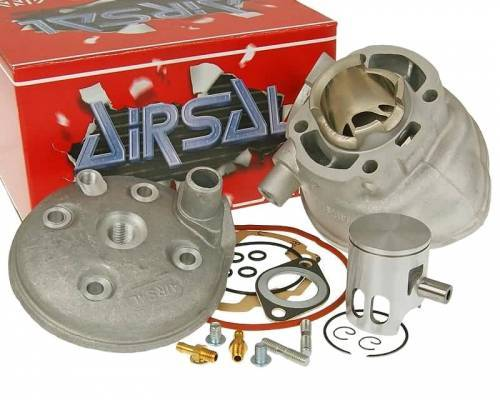 Airsal Sport -sylinterisarja 50cc, Minarelli (vesi)