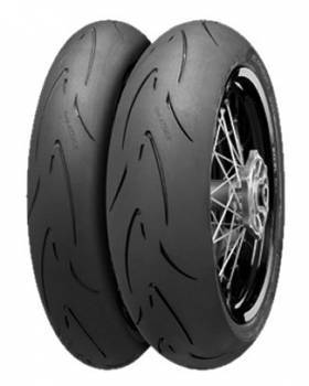 Continental Attack SM Front 110/70R17 (54h)