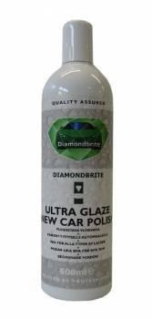 Diamondbrite Ultra Glaze New Car Polish, 500ml