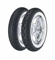 Dunlop D404 WWW Front 130/90-16 (67h) TT