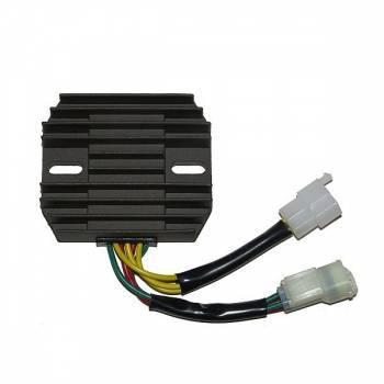 Electrosport -jännitteensäädin, Suzuki SV650 03-07