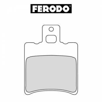 Ferodo -jarrupalat, ceramic (SBS 114HF)