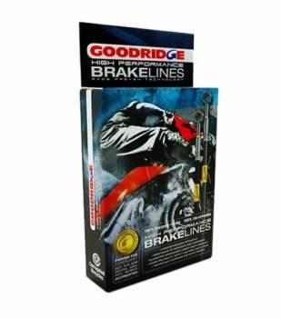 Goodridge Race -jarruletkusarja, eteen, Suzuki GSX1300R 99-06