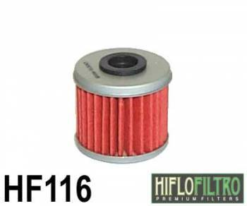 HiFlo -öljynsuodatin, HF116