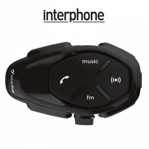 Interphone Sport -kypäräpuhelin