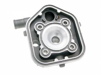101_Octane -sylinterin kansi 50cc, Peugeot (pysty, vesi)