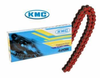 KMC -ketju 420, 90L punainen