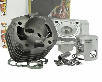 Malossi Sport -sylinterisarja 70cc, CPI/Keeway (vaaka, ilma)