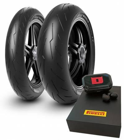 Pirelli Diablo Rosso 4 rengaskampanja